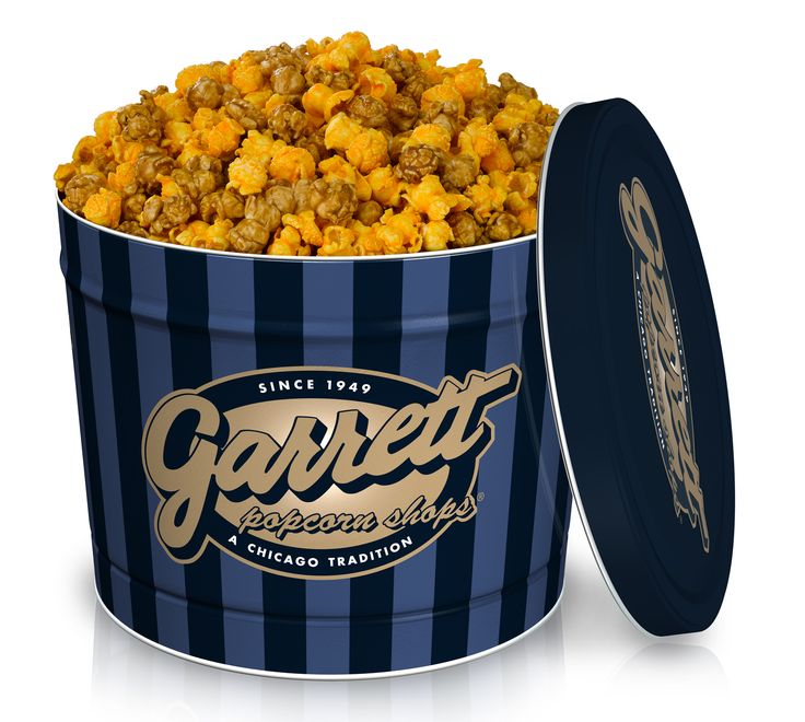 I want Garrett Popcorn~Chicago...Now!