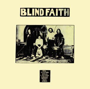 """Blind Faith was one of the many bands Eric Clapton performed in, and also one of the best.  He teamed with Ric Grech, Steve Winwood and Ginger Baker to form one of the original super groups.  Only one album came from this band that stayed together less than a year, but it yielded several strong songs.  My favorite is """"Sea of Joy"""", with Clapton's strong guitar work and Winwood's equally impressive vocals.  This was another one of the albums you had to have in your collection."""