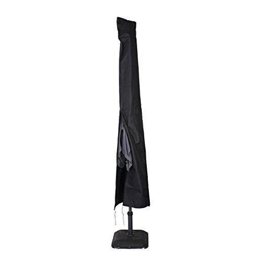 http://ift.tt/1JdKfKa Polysterstoff mit PVC innen Beschichtung Schutzhülle Ampelschirm mit Stange @Checkingooo%%