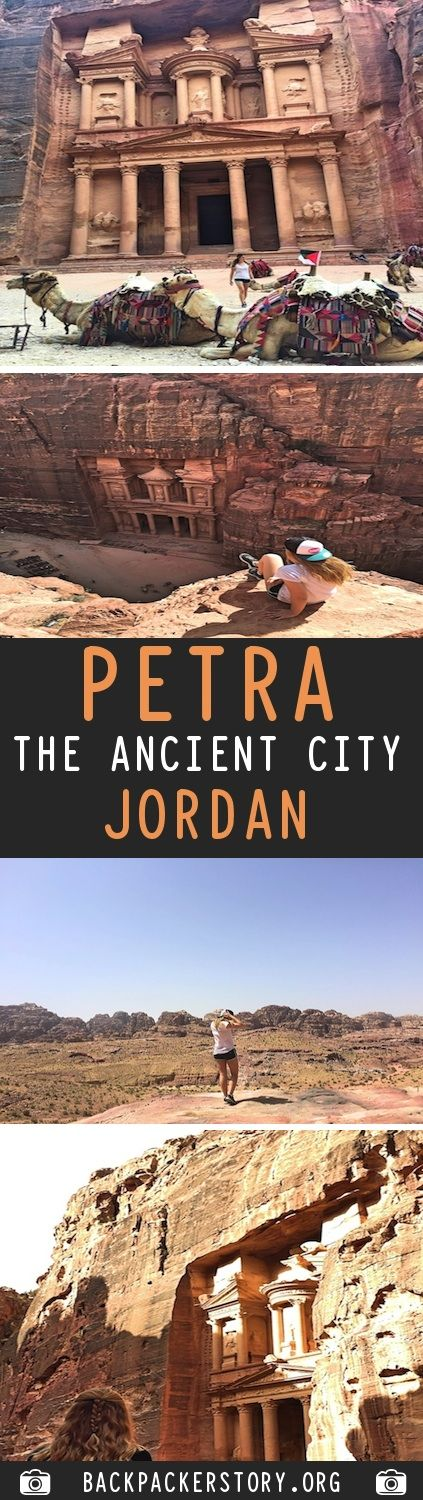 Guide: Petra - The Ancient City of Jordan