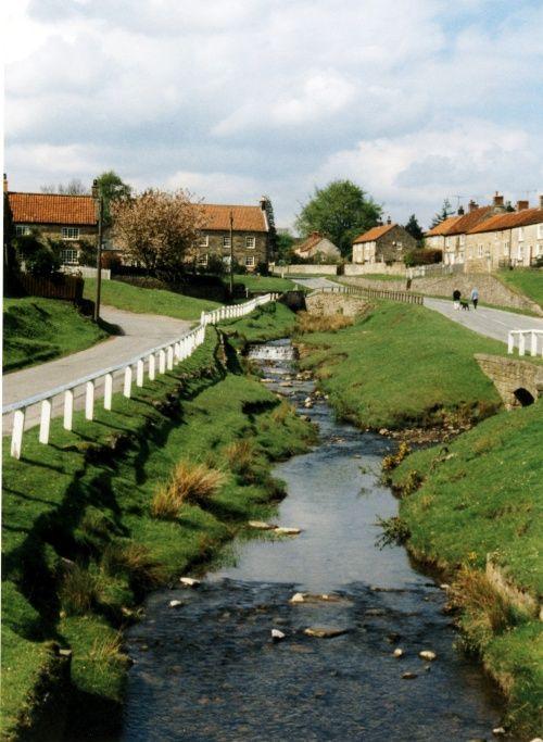 Hutton-le-Hole, Yorkshire