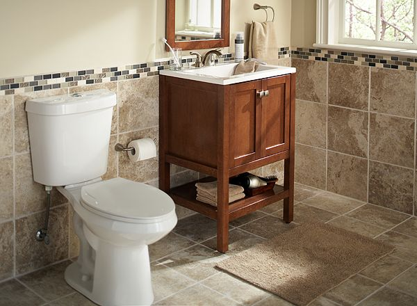 Bathroom Remodeling At The Home Depot: Pin By The Home Depot On Bathroom Design Ideas