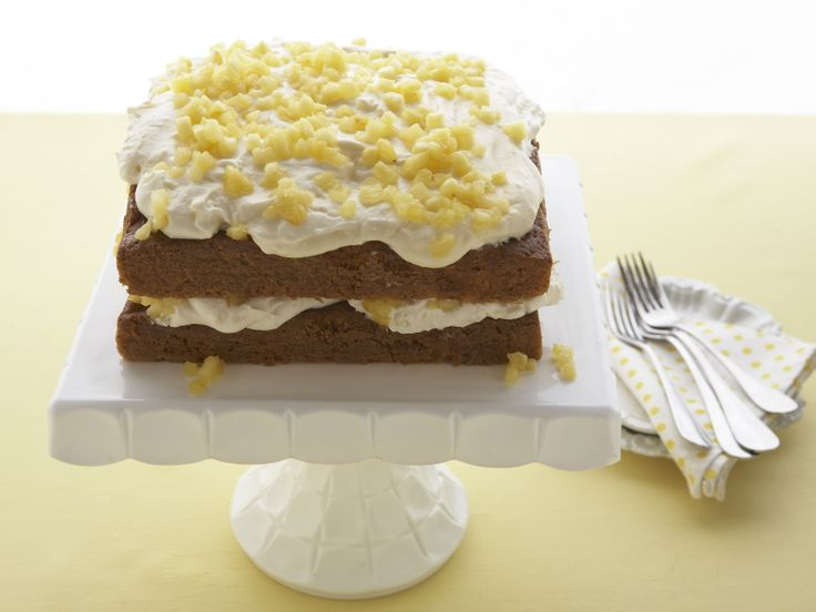 Spring Celebration Carrot Cake: Cakes Desserts, Food Network, Celebrity Carrots, Homemade Cakes, Network Kitchens, Carrots Cakes Recipes, Celebrity Cakes, Spring Celebrity, Foodnetwork