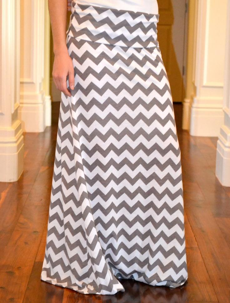 best 20 chevron maxi skirts ideas on maxi