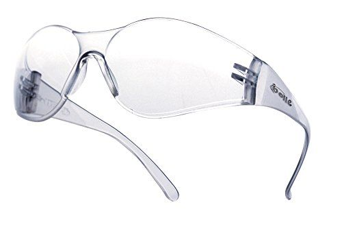 Cheap Bolle BANCI Bandido Safety Glasses - Clear deals week