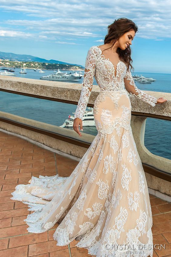 151 best big day images on pinterest party wear dresses ball princesses wedding dresswedding dressessummer wedding dress boho bridal gown with appliques lace junglespirit Choice Image