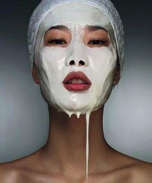 Cleopatra's Perfect Skin Milk Mask!