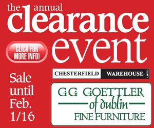 Annual Clearance Event until Feb 1/16