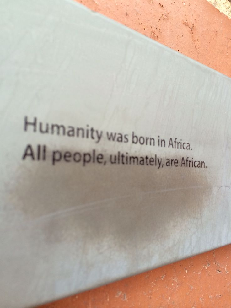 Apartheid museum lessons learned.