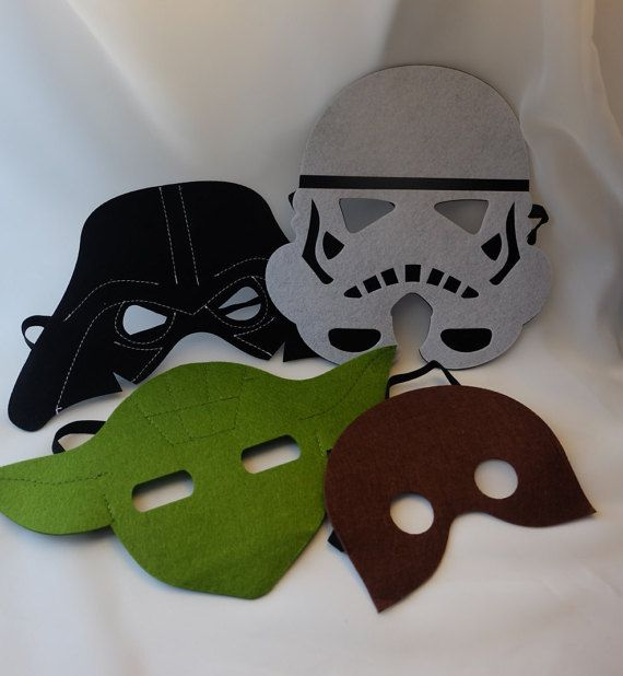 Ship Now Star Wars Party Pack. Darth Vader Storm by CapedMommy