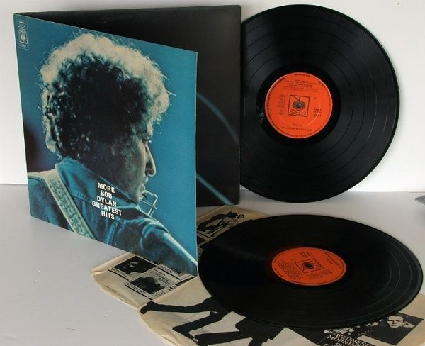 Bob Dylan More Greatest Hits - ROCK, PSYCH, PROG, POP, SHOE GAZING, BEAT