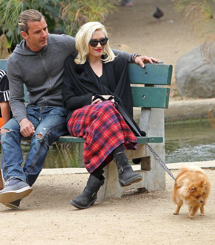 Gwen Stefani and Gavin Rossdale Style | POPSUGAR Fashion