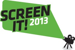 Screen It 2013 / Free for school student 18 and under / Live Action or Animated Film or Video Game / Due Sept. 13th
