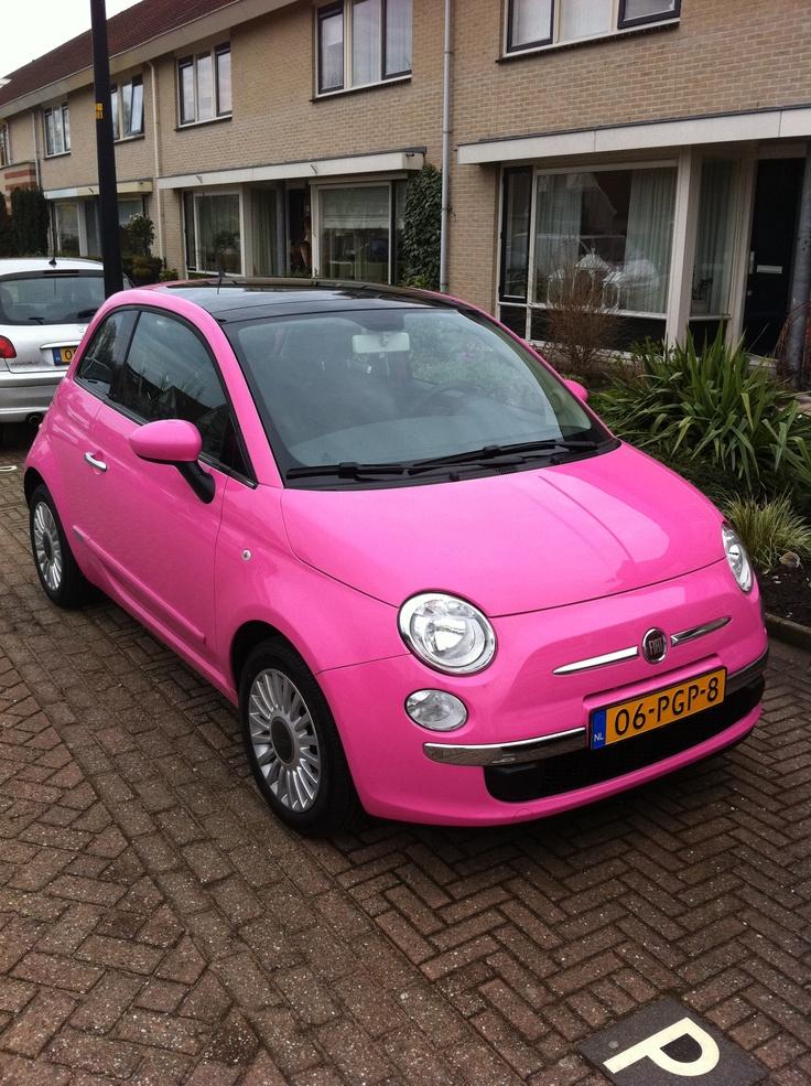 pink car for the home. Black Bedroom Furniture Sets. Home Design Ideas