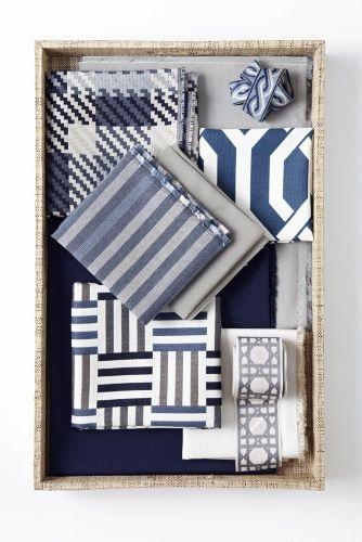 Fabrics: Pinnacle OD/Denim, Spectrum OD/Dove, Worth OD/Denim, 5461 Sunbrella OD/Taupe, Slick OD/Navy, Navigator OD/Denim, 5453 Sunbrella OD/Canvas, 5439 Sunbrella OD/Navy