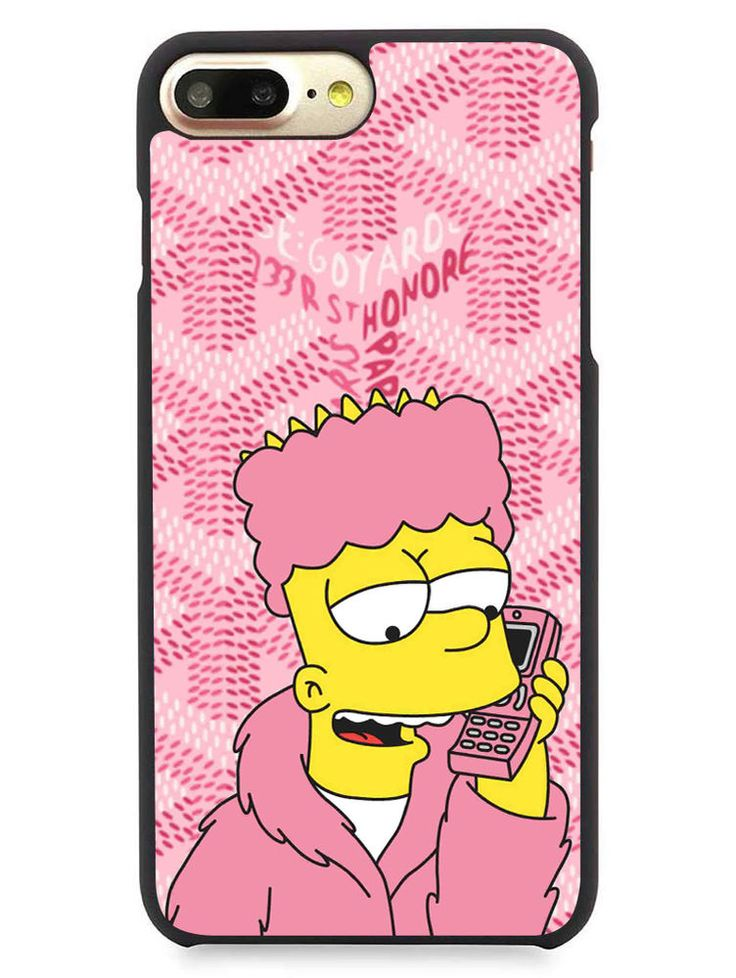 2017 Pink Killa On The Phone Case for iPhone 7 7+ 6 6+ 6s 6s+ 5 5s Samsung S8 #UnbrandedGeneric