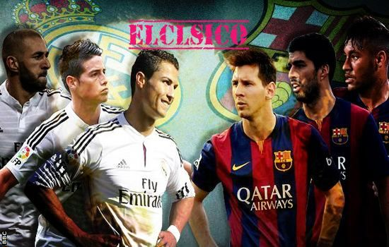El Clásico- All-Time Top Goal Scorers: F.C Barcelona Vs Real Madrid; Cristiano Ronaldo Vs Lionel Messi. Top scorers in El Clasico 2015/16.