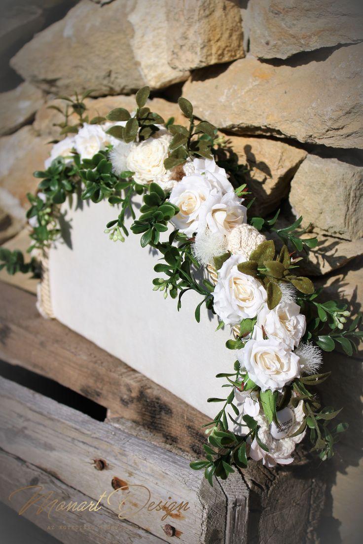 Artificial bouguet, wedding flower