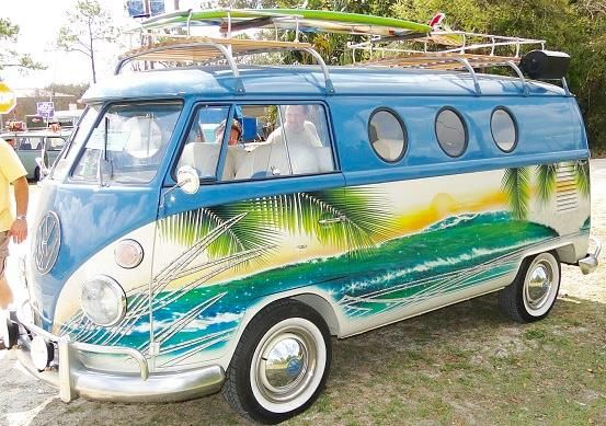 this one sweet #salty bus... Volkswagon split window with port holes... I'm in <3 ☮ re-pinned by http://facebook.com/southfloridah2o