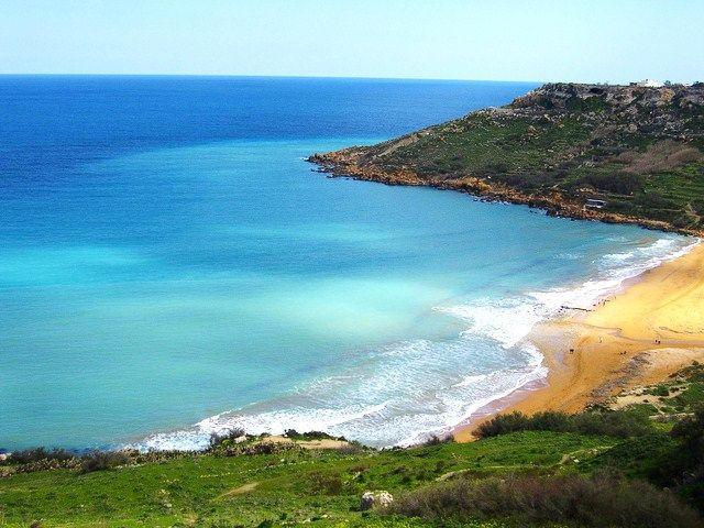 34 Best Images About Sandy Beaches In Malta On Pinterest Swim Summer And Bays