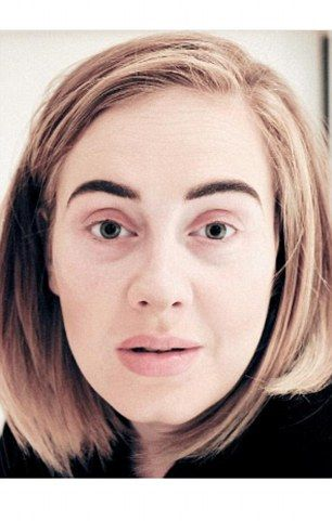 SARAH VINE: Adele and a startling picture as soul-baring as her songs | Daily…