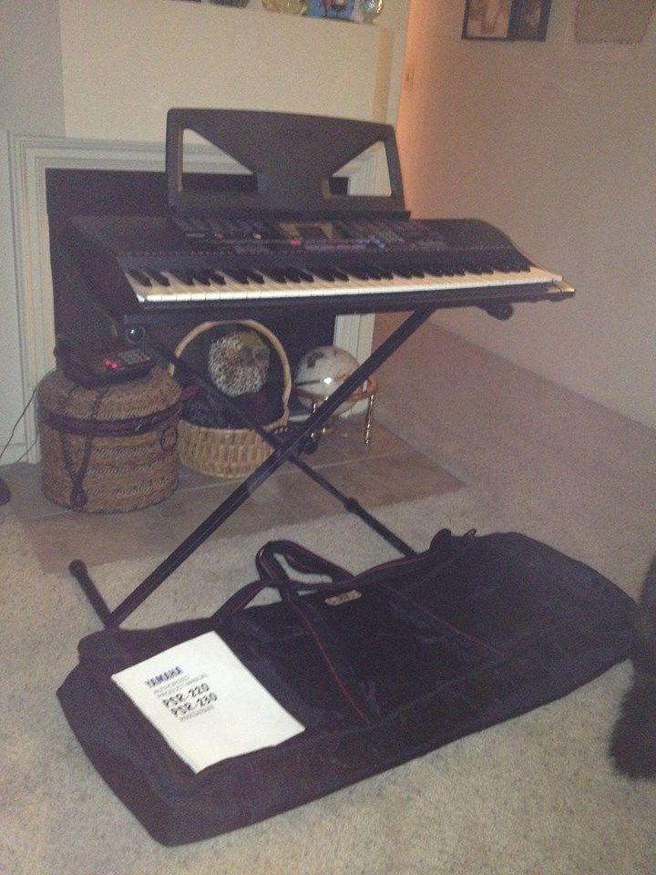 Yamaha Piano Keyboard PSR220 #Yamaha