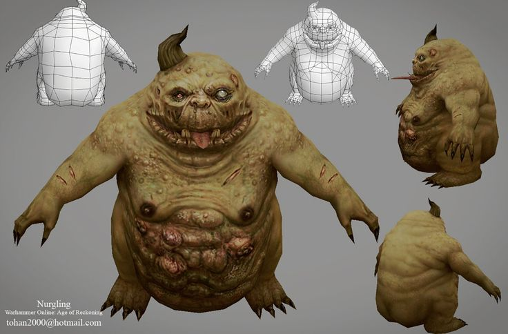 Nurgling for Warhammer Online: Age of Reckoning