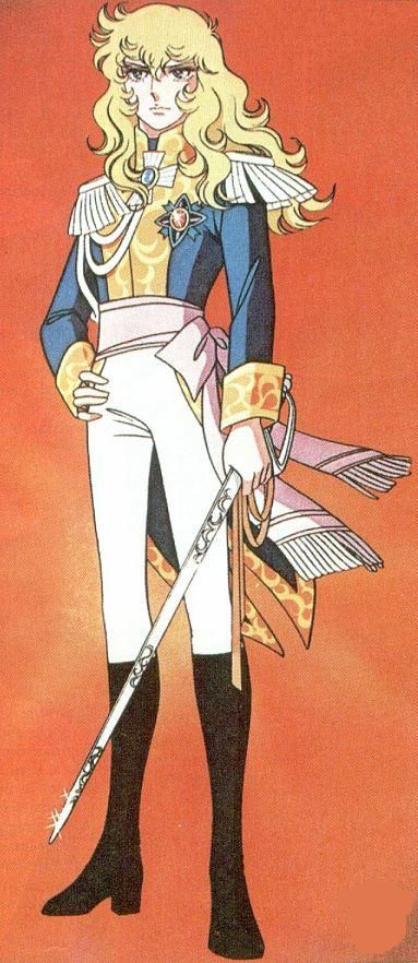 Oscar - Rose of Versailles