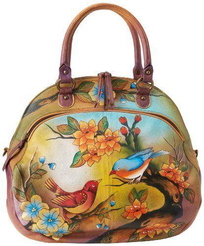 Anuschka 503 Shoulder Bag,Two For Joy,One Size Anuschka. $395.00. Save 20% Off!