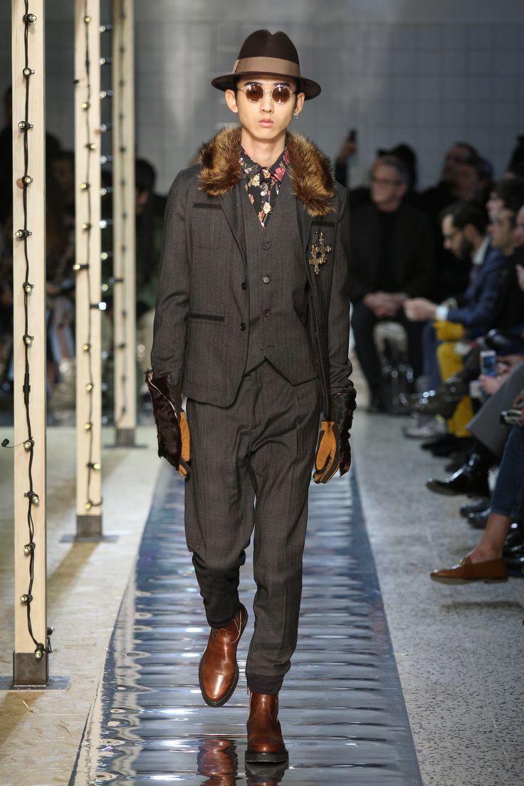 Antonio Marras Fall Winter 2016 Menswear www.antoniomarras.it