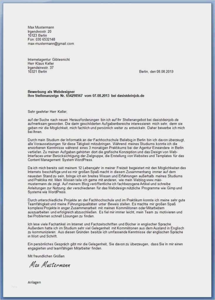 Bewerbung Zum Verwaltungsfachangestellten Kommunalverwaltung 7