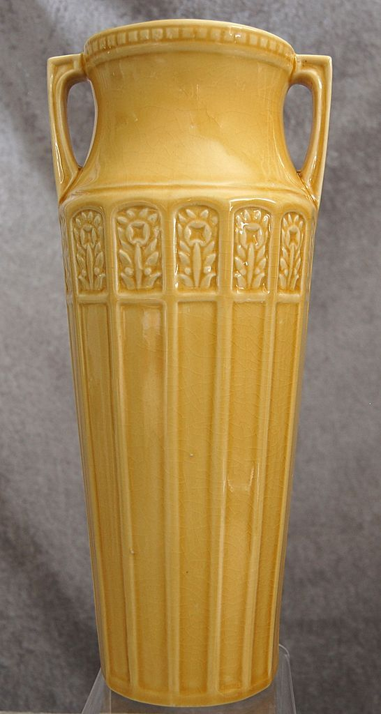 Red Wing pottery vase - 1930--love to find THIS at a garage sale!!!!