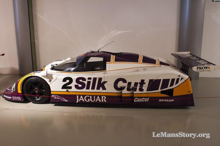 Jaguar XJR-9lm Ultimate Racing History Le Mans Car Museum