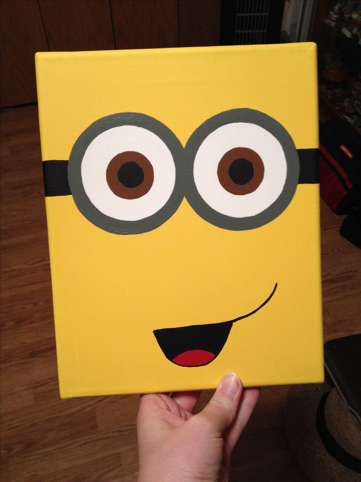 Minion canvas