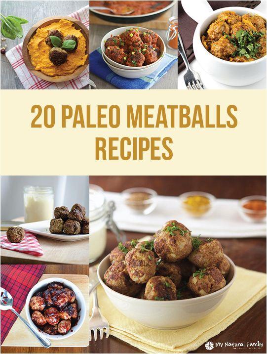 20 paleo meatballs recipes