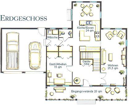 BostonHaus - Amerikanische Häuser - Evans