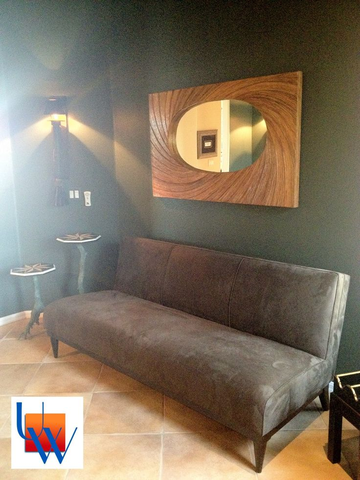 Designers Sofa In Office By Upholstery Works. Las Vegas, NV Http://