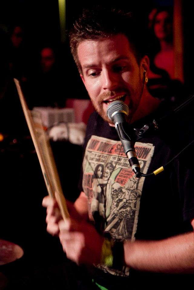 Botlik Mátyás  (Drummer in The Grenma)