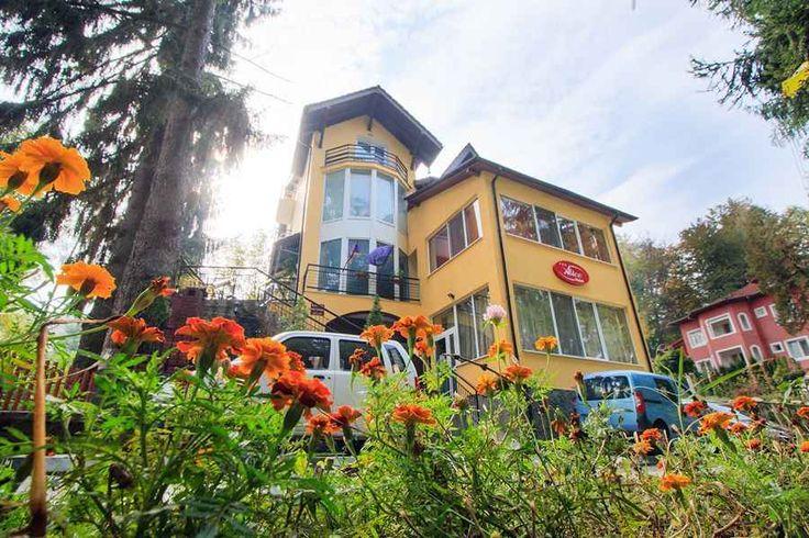 Hotel Alice Baile Olanesti, Cazare, Restaurant, Baza Tratament Proprie