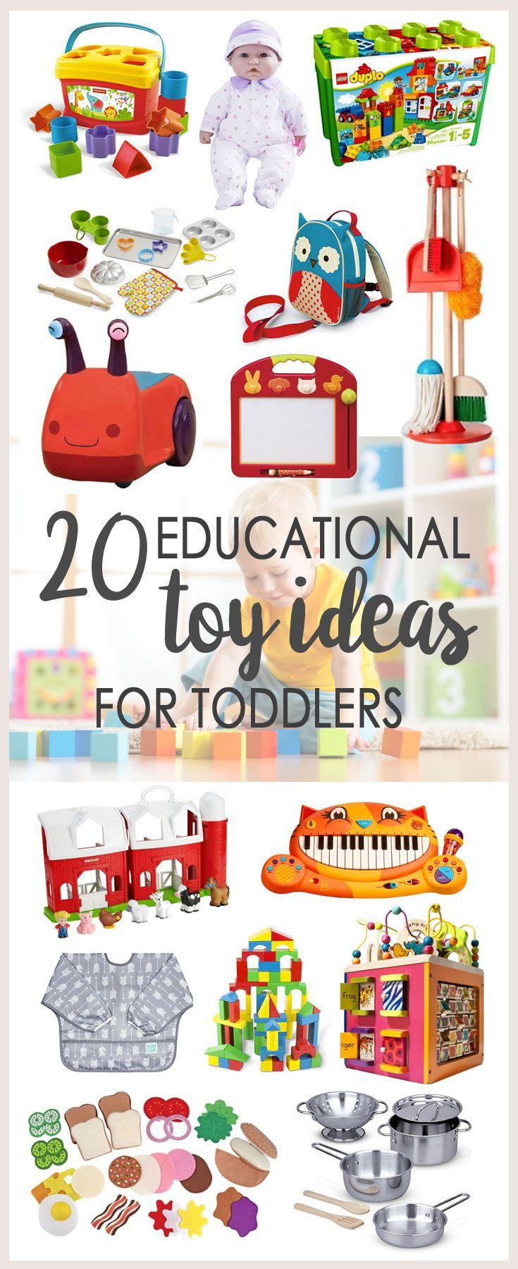 Not All Toys Labeled Educational Actually Are These 20
