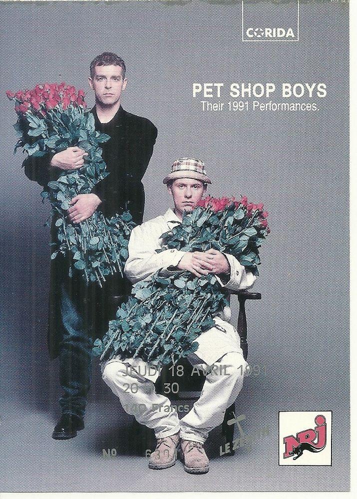 Pet Shop Boys Opportunities Let S Make Lots Of Money Pet