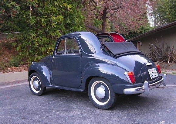 1953 Fiat Topolino 500C