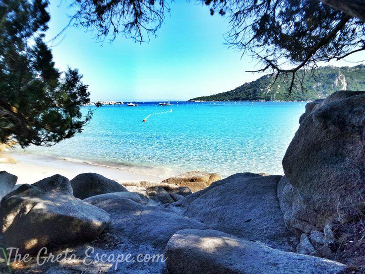 St. Giulia beach