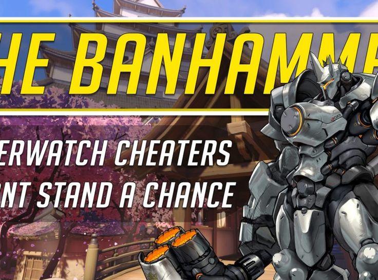 overwatch ban hammer