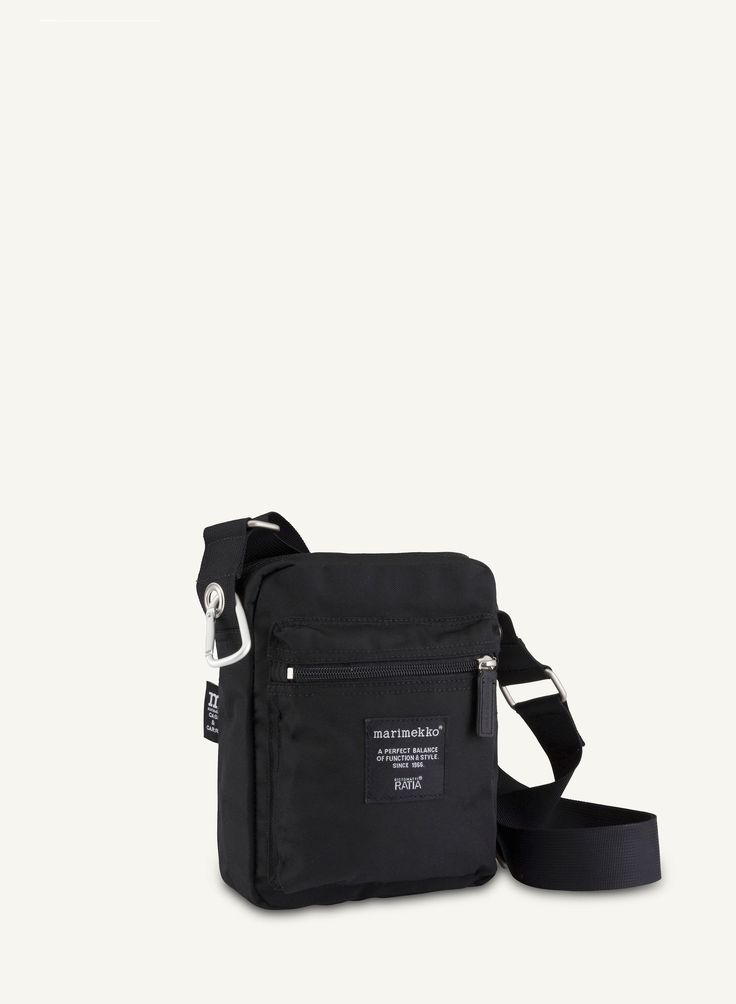 Cash & Carry bag - black - Shoulder bags - Bags - Marimekko.com