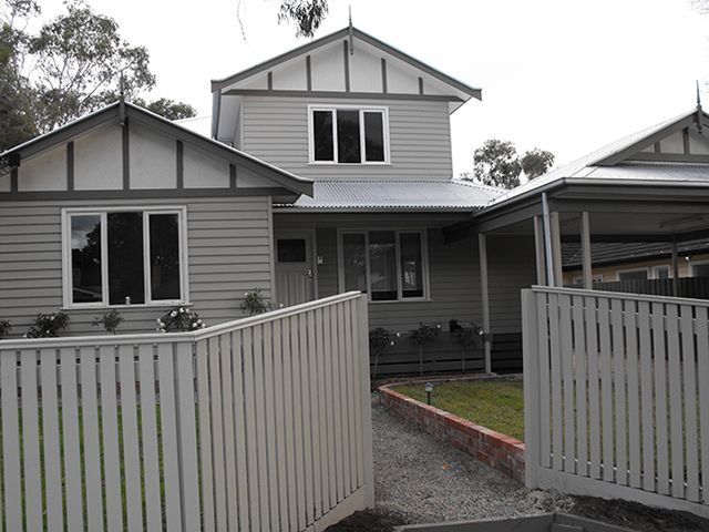weatherboard homes  | Blackburn