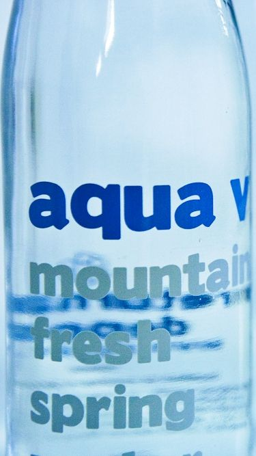 #aquav bottled spring mineral water