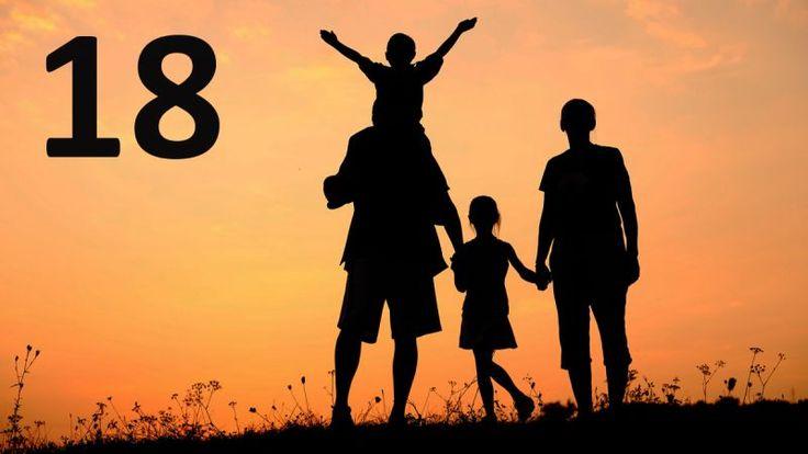 Билли Джо Догерти продолжает делиться мудростью в сфере строительства семьи. Еще один аспект - это строение семьи на верном основании.