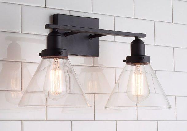 Retro Bath Styles With Images Vintage Bathroom Lighting Lighting Vintage Bathroom Light Fixtures