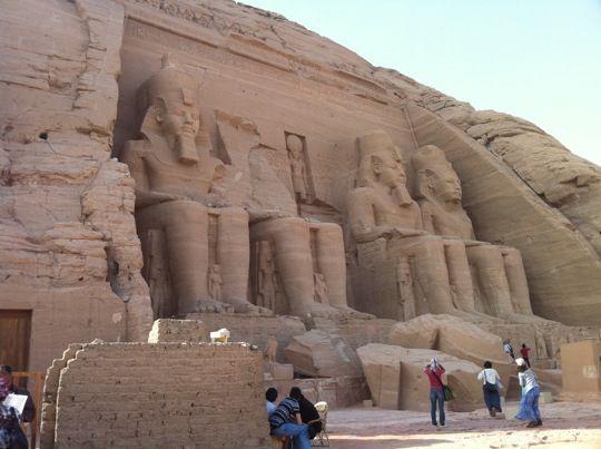 Abu Simbel Temples | معبدي أبو سمبل